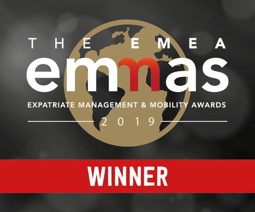 FEM EMEA EMMA Winner Banner