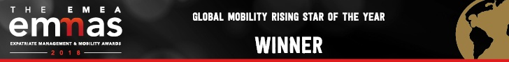 Global Mobility Rising Star of the Year