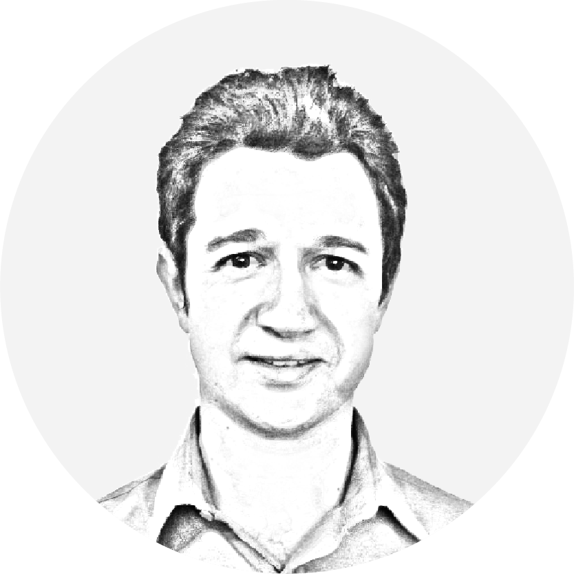 Dima Borshevsky, CTO