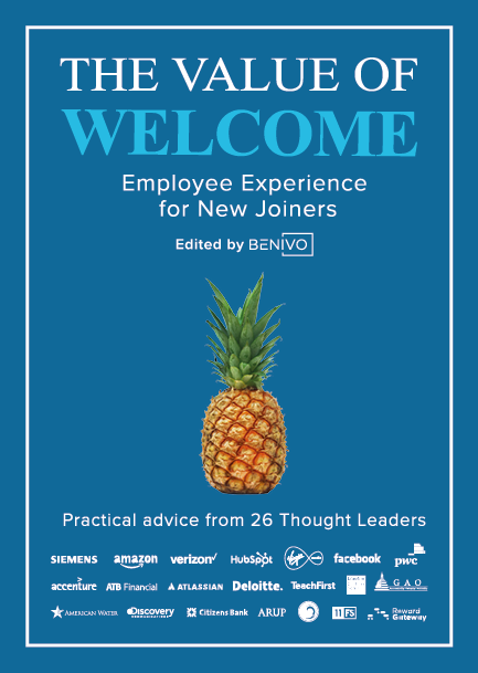 Book Cover - The Value of a Great Welcome
