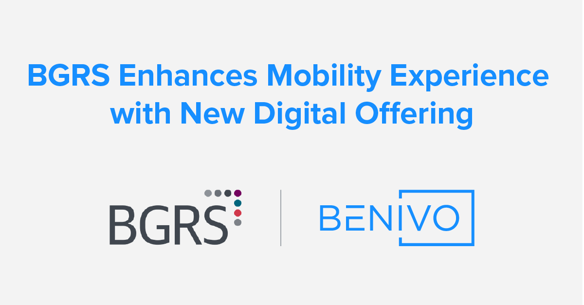 BGRS Enhances Mobility Experience with New Digital Offering