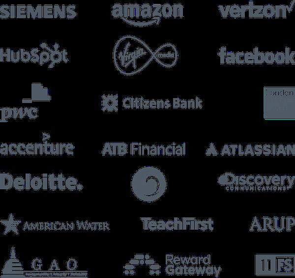 Contributor logos