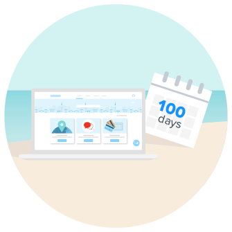 Try Destinations in Summer 2019. 100 days. 100 licences. Free.