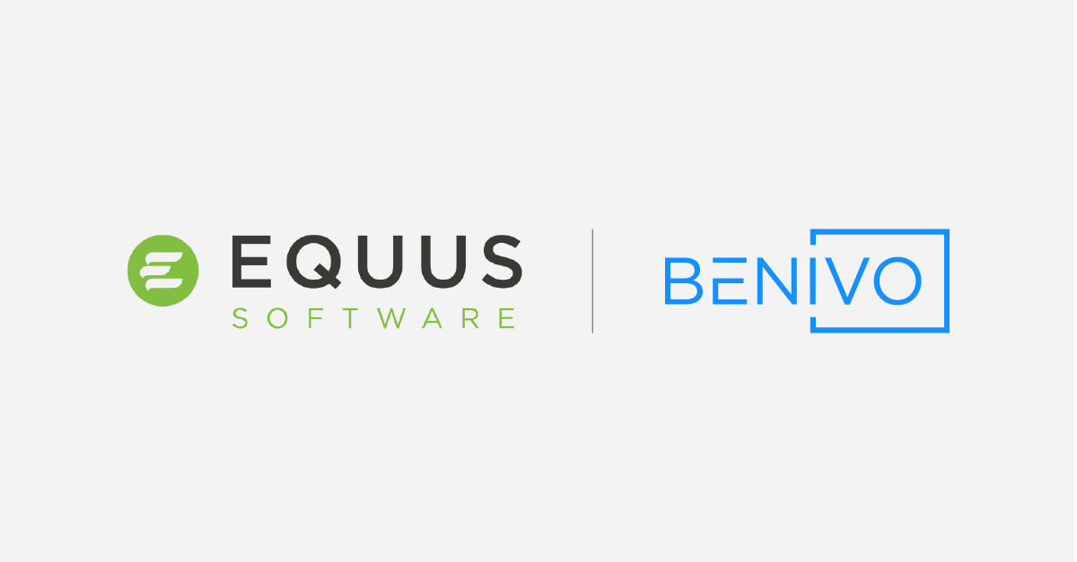 Equus Software and Benivo form Strategic Partnership