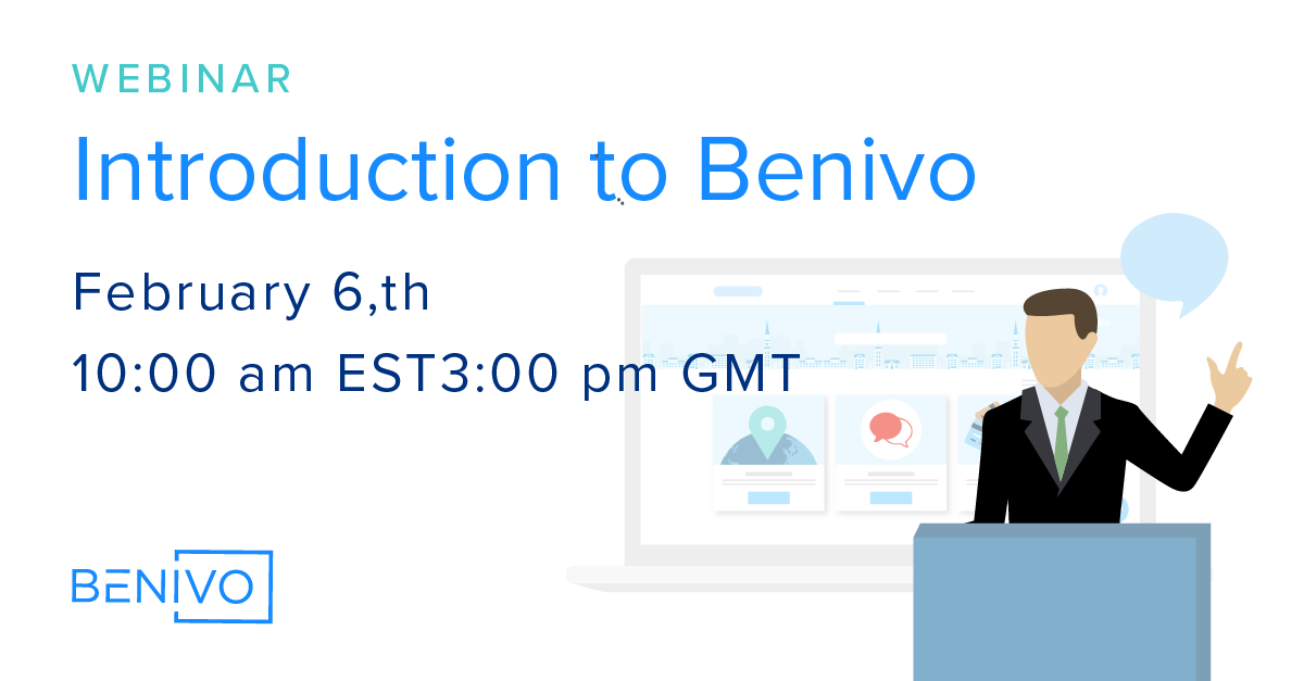 Webinar Recording: Introduction to Benivo 2020