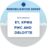 The Big 4 - KPMG, Deloitte, EY & PwC